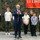 Wizyta ambasadora Węgier - Akosa Engelmayera wŻórawinie