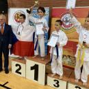 Medalowa sobota karateków