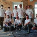Koniec remontu sali wŚwietlicy Wiejskiej wSulistrowicach