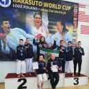 188   medali  średzkich  karateków w2019 roku