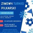 Zimowy Turniej Piłkarski 2020 – bezpłatne granie dla pół tysiąca uczestników