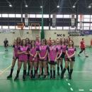 Koszykówka - sukces uczennic klasy sportowej SP Żórawina