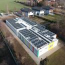 Ekologiczny budynek szkoły podstawowej wRzeplinie