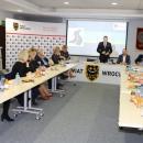 Spotkanie zradnymi isołtysami zgminy Czernica