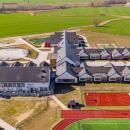 Sala sportowa przy Zespole Szkolno-Przedszkolnym wDobrzykowicach prawie gotowa