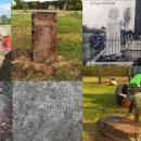 Jak strażacy ocalili pomnik wJagodzinie