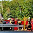 Tragiczny wypadek wDługołęce