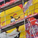 Spektakularny mural #WrocławUskrzydla
