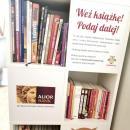 Zaczytana Biblioteka stanęła wdomu dziecka wKątach Wrocławskich