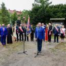 Pomnik Solidarności wBolesławcu