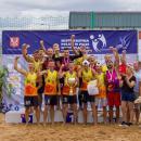 Mistrzostwa Polski Juniorek iJuniorów wpiłce ręcznej plażowej Kąty Wrocławskie 2020 zakończone!