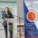 Uroczyste otwarcie Centrum NGO wŚrodzie Śląskiej