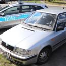 Dwa odzyskane pojazdy izarzuty dla sprawcy