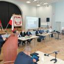 Przystąpienie gminy Żorawina dozwiązku transportowego