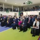Otwarcie sali sportowej im. Olimpijczyków Polskich wDobrzykowicach