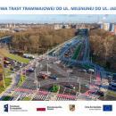 Drugi etap budowy tramwaju na Popowice