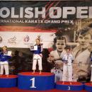 Znakomity start karateków wPolish Open
