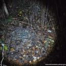 Narkotyki wbeczkach zakopanych wziemi