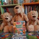 Dzień pluszowego misia wPrzedszkolu oraz wGminnej Bibliotece Publicznej w Mietkowie