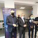 Otwarcie specjalistycznej poradni pocovidowej wWojewódzkim Centrum Szpitalnym Kotliny Jeleniogórskiej