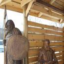 Strefa historii wTyńcu Małym - mieszkańcy wsi budują swoją tożsamość