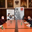 PWr iKGHM CUPRUM podpisały list intencyjny wsprawie współpracy