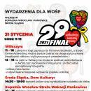 Sztab Cukiernia Yogi Wilkszyn iDom Kultury  Środa Śląska biją jednym sercem dla WOŚP