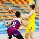 Osłabiona Ślęza Wrocław przegrała zBasketem 25 Bydgoszcz