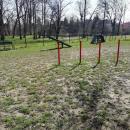 OSiR wysprzątał Park Zachodni, Psi Gaj itereny wKomornikach