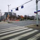 W sobotę rozpoczyna się przebudowa skrzyżowania ul. Jagiełły iDmowskiego