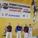 Medale karateków wGłubczycach iPrudniku
