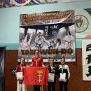 Kolejny medale mistrzostw Polski wywalczyli zawodnicy Legnickiego Klubu Taekwon-do