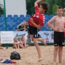 Wyniki turnieju ręcznej plażówki