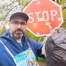Ekologiczny triathlon – rowerem, kajakiem ipieszo wwalce omniej śmieci