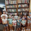Wakacje zbiblioteką wDomanicach