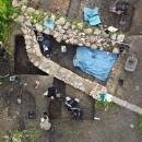 Wrocławscy antropolodzy badają zanikłą wieś wCzechach