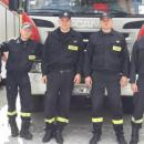 Nasi strażacy walczą na greckich wyspach