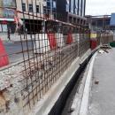 II etap remontu tunelu pl. Dominikańskim – wraca ruchu po południowym pasie