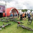 Pożegnanie wakacji wMiękini. Bike Maraton gotowy na jesień