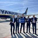 Ryanair zapowiada 30 kierunków i80 lotów tygodniowo zWrocławia
